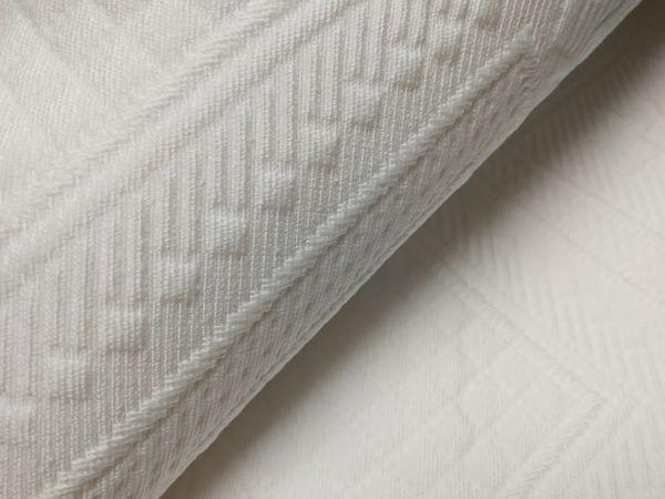 Nagy méretű ágytakaró fehér