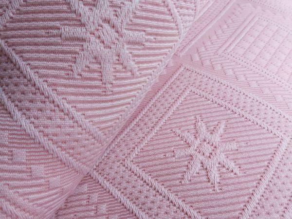 Nagy méretű ágytakaró rózsaszín, 240cm x 260cm