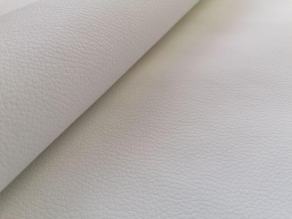 Fehér textilbőr KA0301