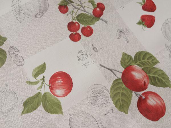 Gyömölcsöskert asztalterítő Apple01