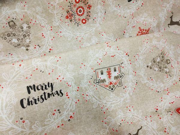 Karácsonyi asztalterítő KAM12
